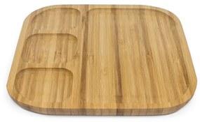 Tábua de bambu 4 divisórias