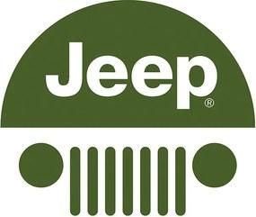 Placa Jeep Green