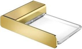 Saboneteira Flat Ouro Polido - 01013843 - Docol - Docol
