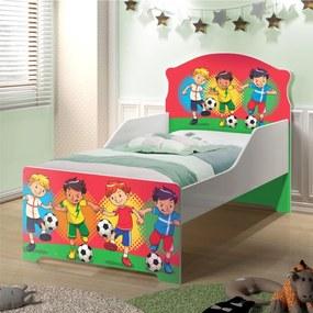 Cama Infantil Uly Futebol Meninos CASAH