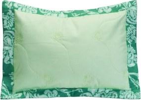 Almofada Deyse 45cm x 35cm 100% Algodão 01 Peça - Verde Água