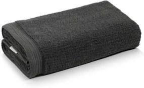 Toalha de Rosto Karsten Imperial Cinza Carbono