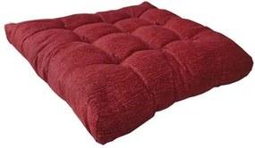 Futton Baixo Decore Vermelho Rajada Peça Unica Textil Lar