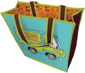 Sacola HB Scooby the Mistery Machine Colorido em Polipropileno - Urban