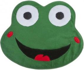 Tapete Formato Sapo Feliz - Verde Bandeira