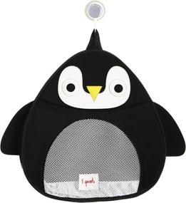 Organizador Banho 3 Sprouts Pinguin