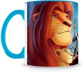 Caneca Personalizada O Rei Leão (Mod.4)