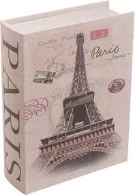 Conjunto com 3 Caixas Livro Paris II