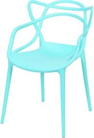 Cadeira De Jantar Solna OrDesign Azul