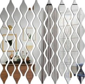 Espelho Love Decor Decorativos Abstrato Único