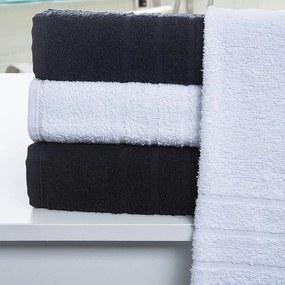 Toalha de Rosto Para Salão - Linha Profissional - 45x80cm-Branco