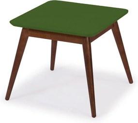 Mesa de Centro Basic 327 Cacau/Verde Musgo - Maxima