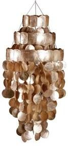 Lustre em Madrepérola 3 Camadas - Gold
