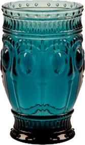Copo de Vidro 300 ml Jewelry Blue