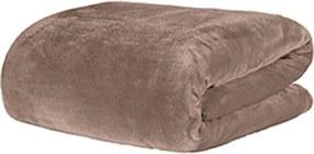 Cobertor Casal Kacyumara Blanket Marrom