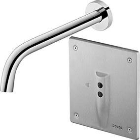 Torneira para Banheiro de Parede Embutida com Sensor Cromada Eletric - 471116 - Docol - Docol