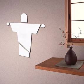 Espelho Decorativo Cristo Redentor