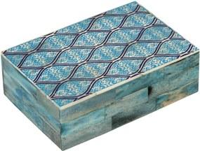 Caixa de Madeira Decorativa Anahi
