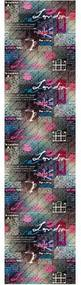 Papel De Parede Adesivo London (0,58m x 2,50m)