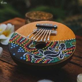 Instrumento Musical de Bali - Kalimba