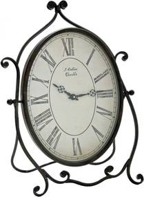 relógio RETRO ferro 60cm Ilunato HD0017