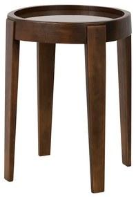 Mesa de Apoio Alta Circle Canela - Wood Prime AM 4032