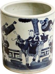 Vaso porcelana Pully