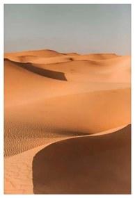 Quadro Decorativo Deserto de Areia - KF 49530 40x60 (Moldura 520)