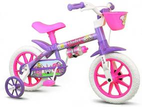Bicicleta Violet - Aro 12 - Nathor
