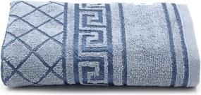 Toalha Rosto Allegra Horus Allure 48 X 80 Cm Karsten Horus Azul