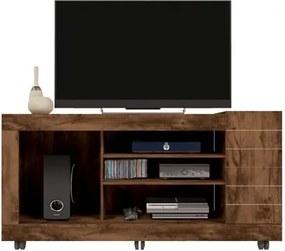 Rack para TV de até 60 Polegadas Goya Jatobá - Caemmun