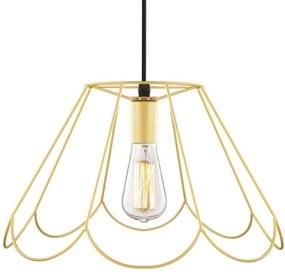Pendente Mart De Iluminação Metal Dourado
