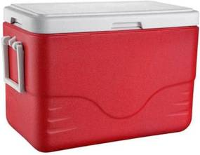 Caixa Térmica 28QT (26,5L) - Coleman Vermelho