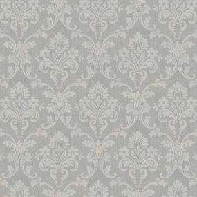 Papel De Parede Texturizado Floral Provençal Pb6005