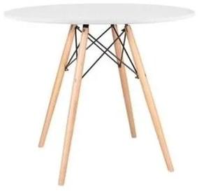 Mesa Eames Branca 90cm - Concept