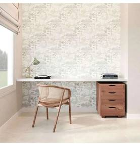 Tecido para Parede Karsten Wall Decor Viagem Multi