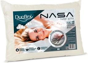 Travesseiro NN1116 NASA Alto Luxo Duoflex