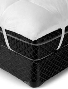 Protetor de Colchão Queen Daune 160x200cm Plumas Penas Branco