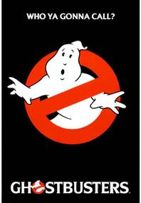 Quadro Poster Ghostbusters 96 X 65 Cm