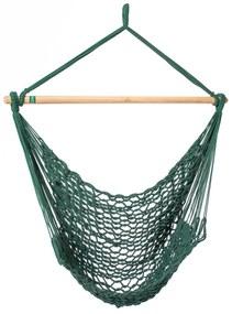 Rede Cadeira de Corda - Verde Pinheiro  Verde Pinheiro