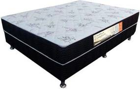 Cama Box Solteirão / Viúva Conjugado United Ortopédica 100X188X43Cm -...