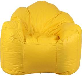 Puff Ostra Pop Amarelo Stay Puff