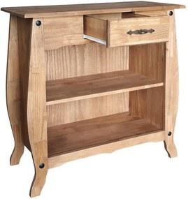 Aparador Rústico Fechado Tenby - Wood Prime Biomóvel 962292
