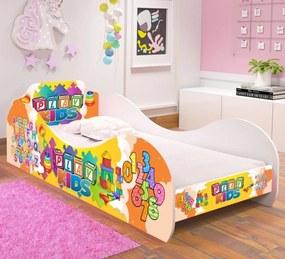 Cama Solteiro Play Kids - RPM Móveis