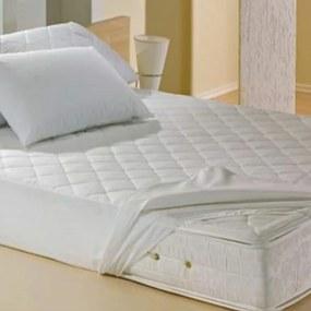 Protetor de Colchão Solteiro Teka Comfort Dry Branco 180 Fios