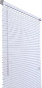 Persiana de PVC Primafer, 1,60 x 1,60 metros, Branco