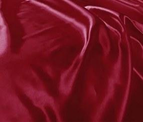 Roupa de Cama Casal Queen JF Cetim Charmousse 04 Peças - Vermelho Vermelho