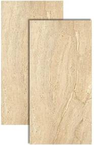Porcelanato Dahino Beige Lux Retificado 52,7x105cm - Biancogres - Biancogres