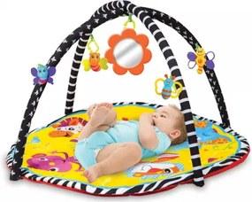 Tapete com Ginásio de Atividades Baby - Safari - Buba