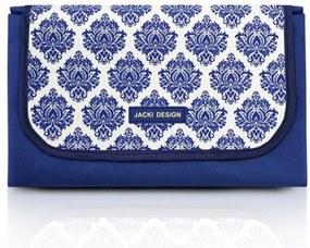 Tapete para Piquenique Impermeável (G) Jacki Design Bella Vitta Azul
